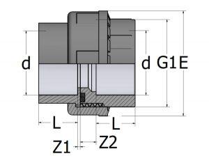 UN80-1-300x234 Муфта разборная ПВХ COMER